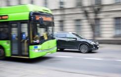 "Fonduri europene pentru 8 tipuri de autobuze ""verzi"""