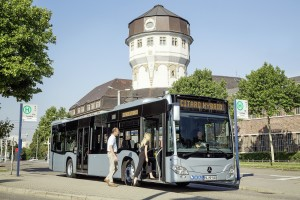 Mercedes-Benz Citaro hybrid Bus World
