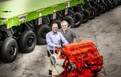 Cometto alege Scania ca furnizor de motoare