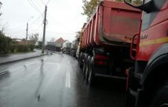 Atenţionare de călătorie. Cozi de 12 km la ieşirea din Bulgaria către Turcia