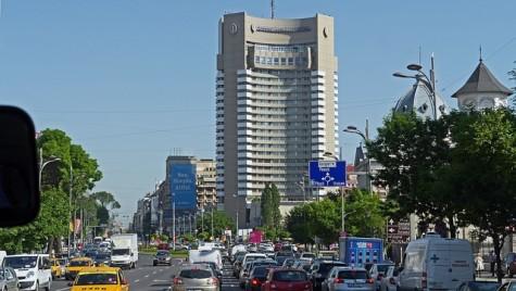 Taxa pentru intrarea în Bucureşti şi interzicerea în centru a vehiculelor fără Euro 3