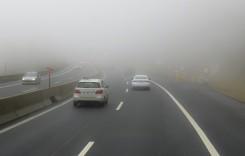 Atenţionare de trafic. Cod galben de ceaţă în 16 judeţe