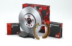 Champion lansează noul portofoliu de componente de frânare