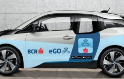 Car-sharing 100% electric