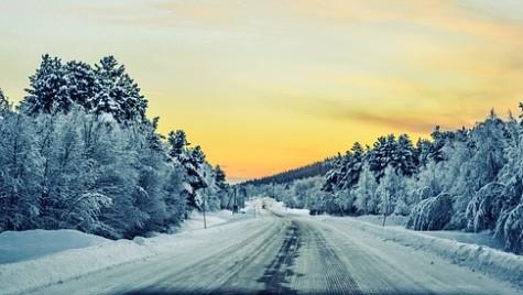 Drumuri închise pe timp de iarnă
