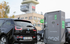 Prima staţie rapidă de încărcare într-un aeroport românesc