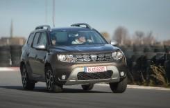 Dacia Duster, Mașina Anului 2018