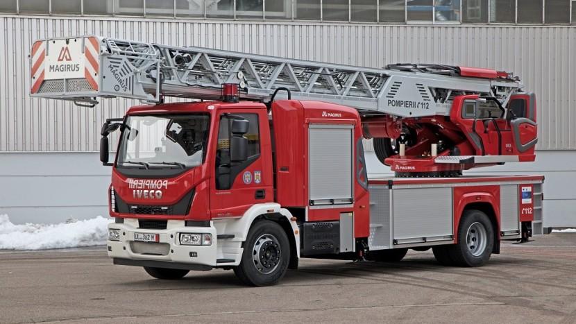 Autoscări de pompieri