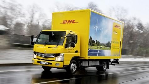 Primele camioane FUSO eCanter livrate în Europa