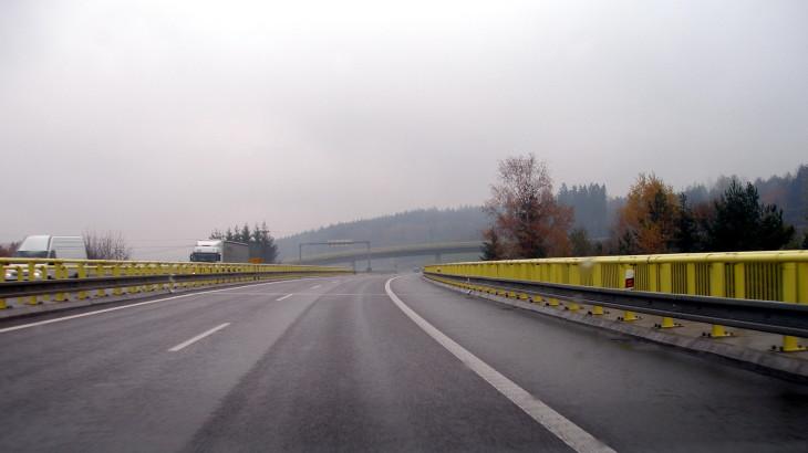Când vom circula pe autostrada Braşov – Sibiu