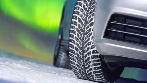 Majoritatea şoferilor români folosesc anvelope corespunzătoare