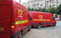 Poşta Română şi-a bugetat 2,8 mil. lei pentru asigurarea parcului auto