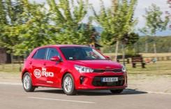 Test drive Kia Rio