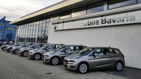 Automobile Bavaria a livrat o flotă de 7 hibride plug-in