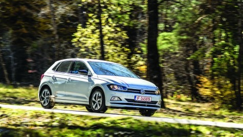 Test drive VW Polo 1.0 TSI 95 CP Highline
