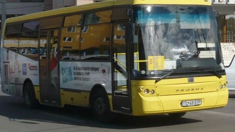 """Cum au dispărut, """"dintr-un foc"""",  autobuzele din Tulcea"""