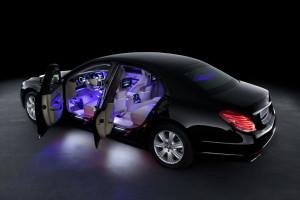 Mercedes blindat SPP Țiriac