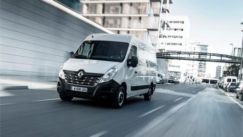 Renault lansează Master Z.E. și noi servicii pentru flote