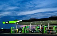 Mol România a inaugurat o stație de încărcare pentru mașini electrice