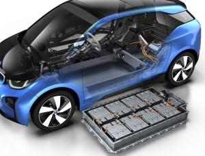 baterie BMW i3