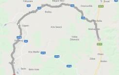 Traseul spre Ţara Apelor Minerale, reabilitat cu fonduri europene
