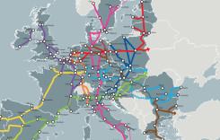 România mai are de construit 840 km de autostradă pentru reţeaua TEN-T