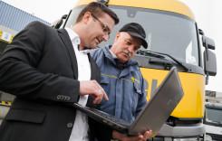 WebEye lansează Truck Navigator, soluţia prin care sunt identificate rutele optime