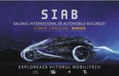 Cine participă la SIAB 2018
