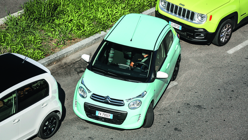 Parcare Citroen C1 vs Skoda Citigo (3)