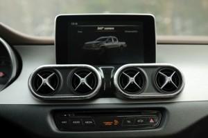 Test Drive Mercedes X 250 d 4Matic Aut. Power (23)
