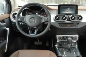 Test Drive Mercedes X 250 d 4Matic Aut. Power (24)