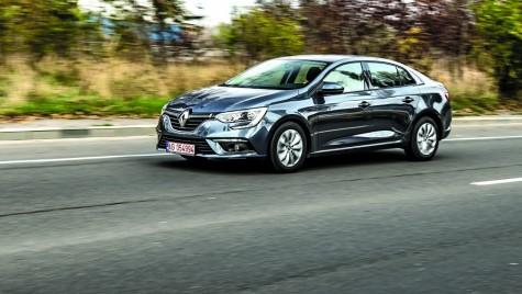 Test Drive Renault Megane 1.5 dCi 90 CP SL Business