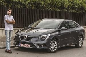 Verdict test Renault Megane Sedan