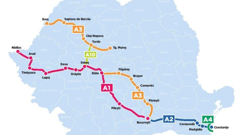 Autostrada Transilvania După 15 Ani Flote Auto