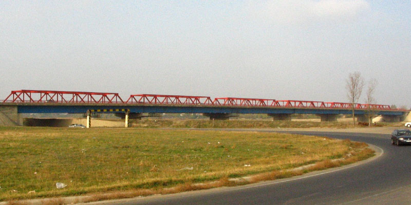 podurile din România
