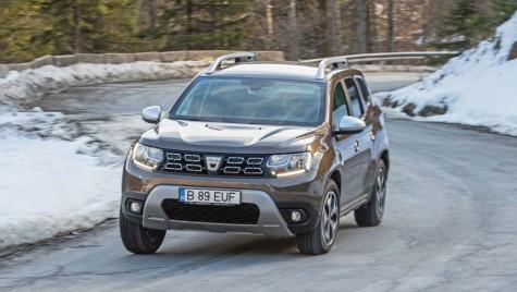 Test Dacia Duster 1.5 dCi EDC Prestige