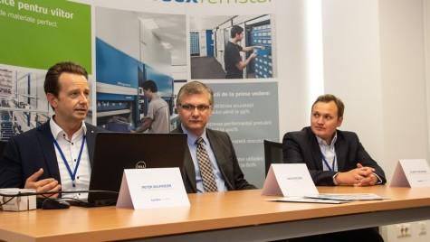 Kardex Remstar a inaugurat filiala din România, în Timișoara