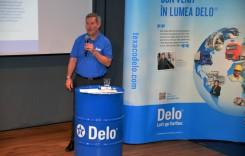 Marca de uleiuri Texaco Delo a fost lansată în Europa
