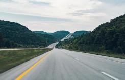 Maximum 100 km de autostradă în 2020