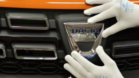 Afacerile Automobile Dacia au depăşit, anul trecut, 5 mld. euro