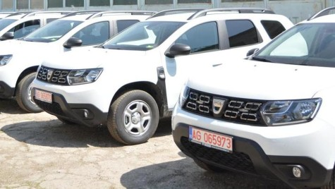 Vehicule din fonduri UE pentru poliţiştii de la Imigrări