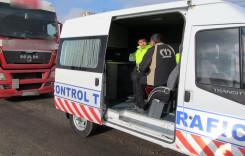 Maşinile ISCTR vor avea girofar roşu-albastru, ca Poliţia