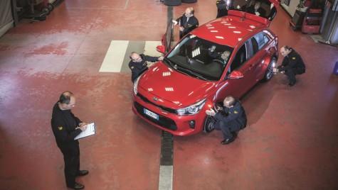 Hatchback-uri mici: comparativ de calitate