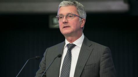 Şeful Audi, arestat în  dosarul Dieselgate