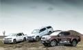 Test Mercedes X-Class vs Nissan Navara, VW Amarok