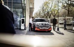 Audi conectează automobilul electric cu casa