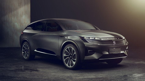 Byton va produce, anual, 150.000 de maşini electrice