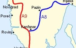 Investiţii de 165 mil. euro în extinderea autostrăzii Istrian Y