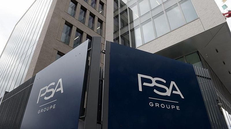 Constructorul auto francez PSA