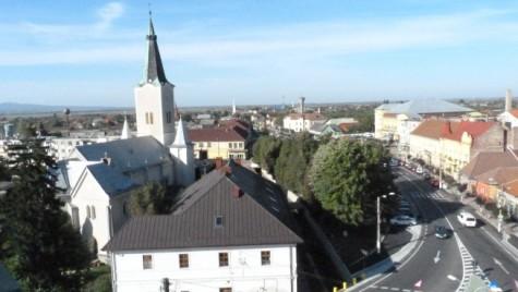 Seini, orăşelul din Maramureş care vrea transport eco